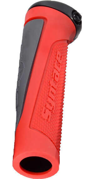 Syntace Moto - Grips - Lock-On 33mm rouge